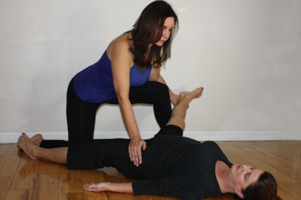 mind body awareness working with client hips